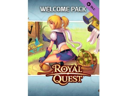 Royal Quest - Welcome Pack DLC (PC) Steam Key