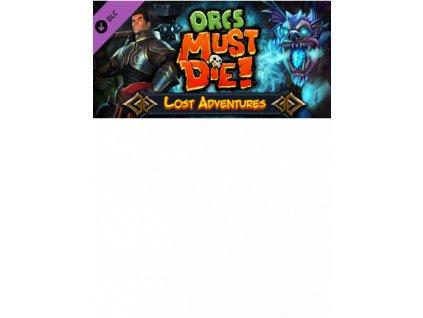 Orcs Must Die! - Lost Adventures DLC (PC) Steam Key