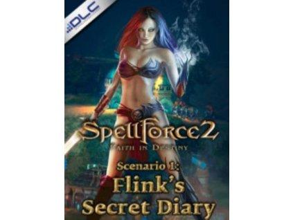 SpellForce 2 - Faith in Destiny Scenario 1: Flink's Secret Diary DLC (PC) Steam Key