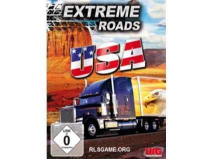 Extreme Roads USA (PC) Steam Key