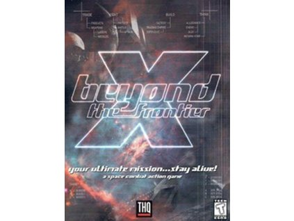 X: Beyond the Frontier (PC) Steam Key