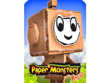 Paper Monsters Recut (PC) Steam Key