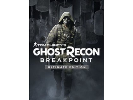 Tom Clancy's Ghost Recon Breakpoint Ultimate Edition (PC) Ubisoft Connect Key