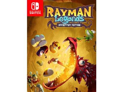 Rayman Legends: Definitive Edition (SWITCH) Nintendo Key