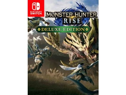 Monster Hunter Rise - Deluxe Edition (SWITCH) Nintendo Key