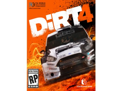 DiRT 4 XONE Xbox Live Key