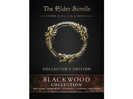 The Elder Scrolls Online Collection: Blackwood - Collector's Edition (PC) TESO Key