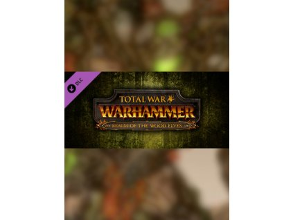 Total War: WARHAMMER - Realm of The Wood Elves DLC (PC) Steam Key