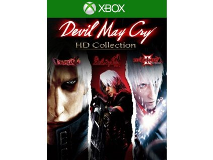 Devil May Cry - HD Collection XONE Xbox Live Key