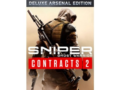 Sniper Ghost Warrior Contracts 2 - Deluxe Arsenal Edition (PC) Steam Key