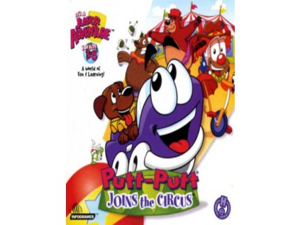 Putt-Putt Joins the Circus (PC) Steam Key