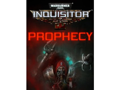 Warhammer 40,000: Inquisitor - Prophecy (PC) Steam Key