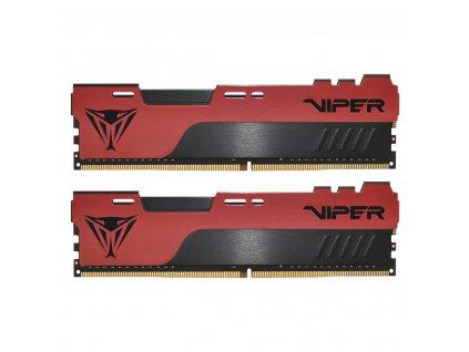 PATRIOT VIPER ELITE II 16GB DDR4-4000MHz CL20 Red-Black, 2x8GB