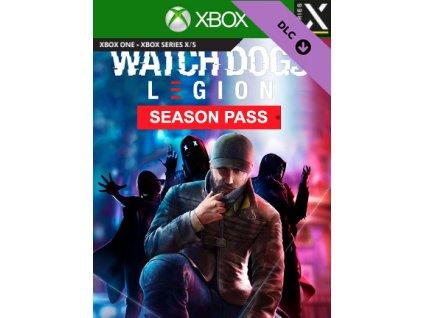Watch Dogs: Legion Season pass (XSX/S) Xbox Live Key