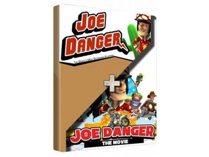 Joe Danger + Joe Danger 2: The Movie (PC) Steam Key