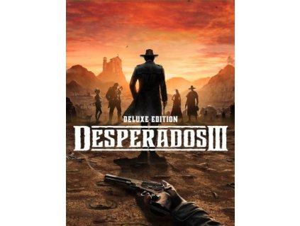 Desperados III - Digital Deluxe Edition (PC) Steam Key