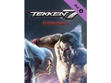 TEKKEN 7 - Season Pass 4 DLC (PC) Steam Key