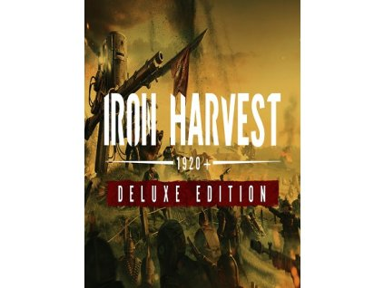 Iron Harvest - Deluxe Edition (PC) Steam Key