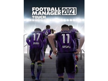Football Manager 2021 Touch (PC) Steam Key