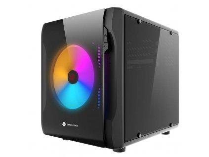 SPIRE Case mini-ITX PowerCube 715 RGB