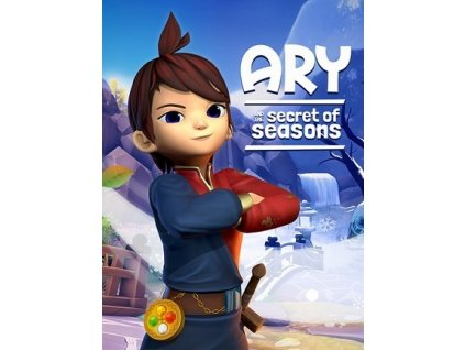 Ary and the Secret of Seasons (PC) Steam Key