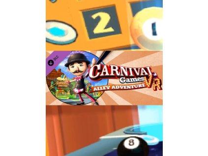 Carnival Games VR: Alley Adventure DLC (PC) Steam Key