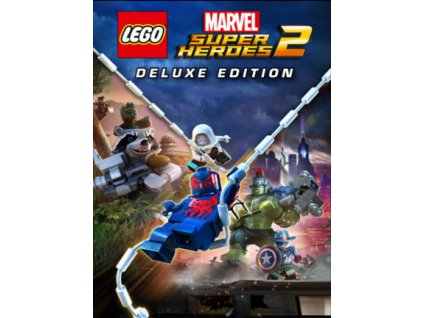 LEGO Marvel Super Heroes 2 - Deluxe Edition (PC) Steam Key