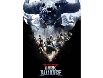 Dungeons & Dragons: Dark Alliance (PC) Steam Key