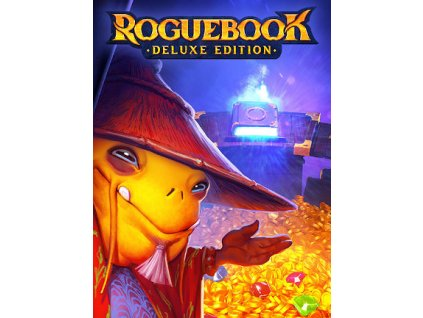Roguebook - Deluxe Edition (PC) Steam Key