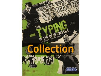 The Typing of The Dead: Overkill Collection (PC) Steam Key