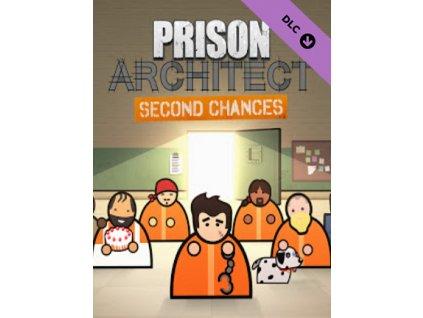 Prison Architect - Second Chances DLC (PC) Steam Key