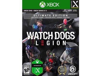 Watch Dogs: Legion - Ultimate Edition (XSX) Xbox Live Key