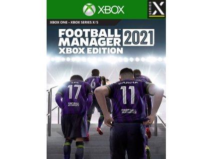 Football Manager 2021 Xbox Edition (XSX) Xbox Live Key