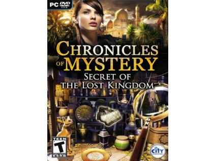 Chronicles of Mystery - Secret of the Lost Kingdom (PC) Steam Key