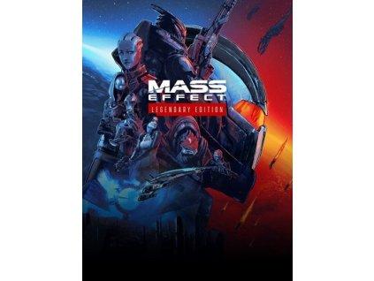 Mass Effect Legendary Edition (PC) Steam Key