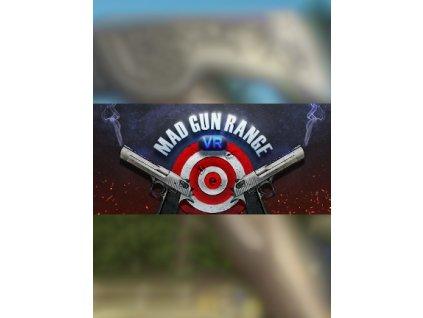 Mad Gun Range VR Simulator (PC) Steam Key
