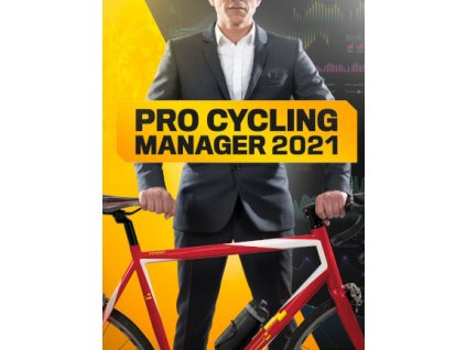 Pro Cycling Manager 2021 (PC) Steam Key