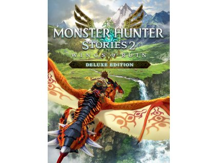 Monster Hunter Stories 2: Wings of Ruin - Deluxe Edition (PC) Steam Key