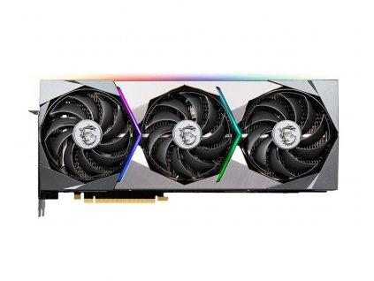 MSI GeForce RTX 3080 Ti SUPRIM X 12G grafická karta