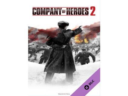 Company of Heroes 2 - German Commander: Storm Doctrine DLC (PC) Steam Key