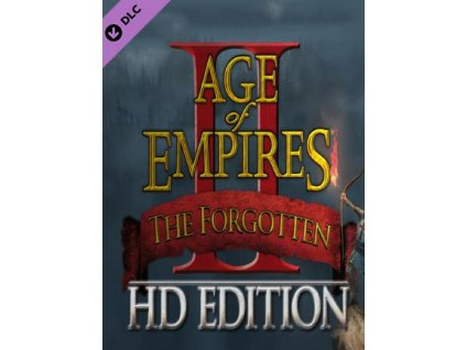 Age of Empires II HD: The Forgotten DLC (PC) Steam Key