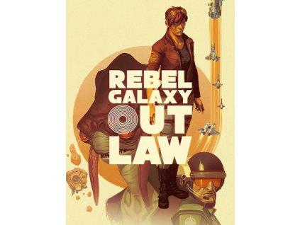 Rebel Galaxy Outlaw (PC) Steam Key