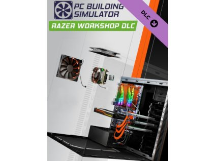 PC Building Simulator - Razer Workshop DLC (PC) Steam Key