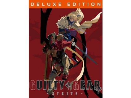 GUILTY GEAR -STRIVE- Deluxe Edition (PC) Steam Key
