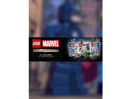 LEGO MARVEL COLLECTION (PC) Steam Key