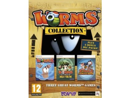 Worms Collection (PC) Steam Key