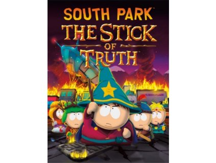 South Park: The Stick of Truth (PC) Steam Key