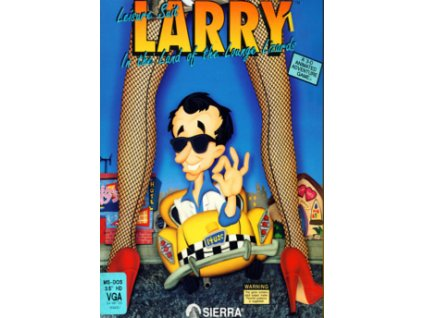 Leisure Suit Larry in the Land of the Lounge Lizards: Reloaded (PC) Steam Key