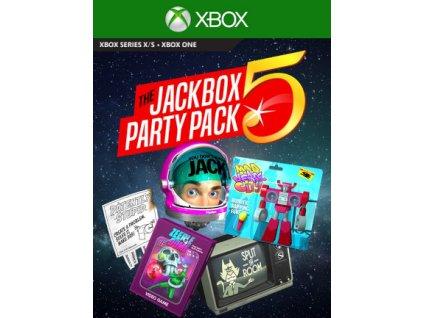 The Jackbox Party Pack 5 (XSX) Xbox Live Key