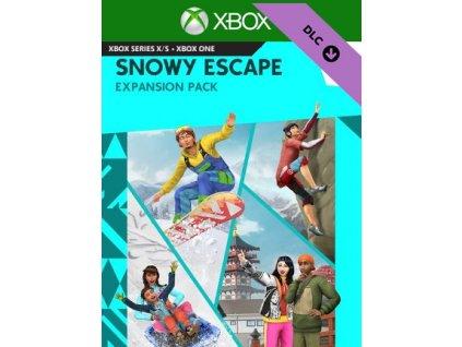 The Sims 4 Snowy Escape Pack DLC (XSX) Xbox Live Key